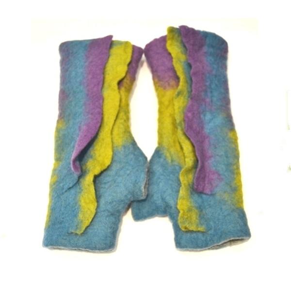 Rukavice od pustovane vune 2