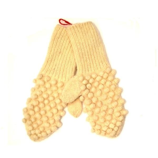 Rukavice bez prstiju vuna