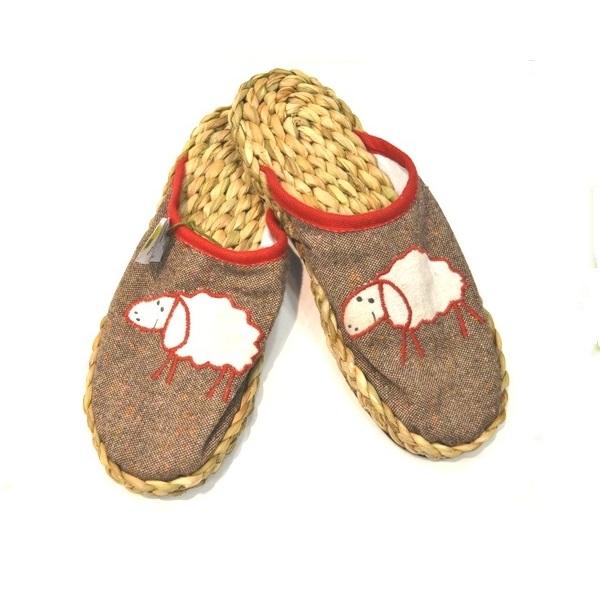 Papuče od rogoza i kepera 4