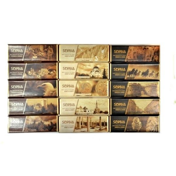 Eugen Vintage čokolada - Suvenir iz Srbije 30g