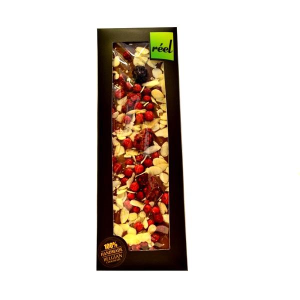 Mlečna čokolada Reel 115g
