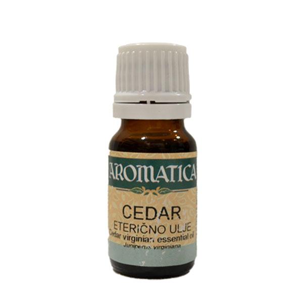 Aromatica Eterično ulje Kedar 10ml