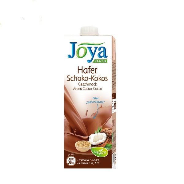 Napitak od ovsa, čokolade i kokosa Joya 1l