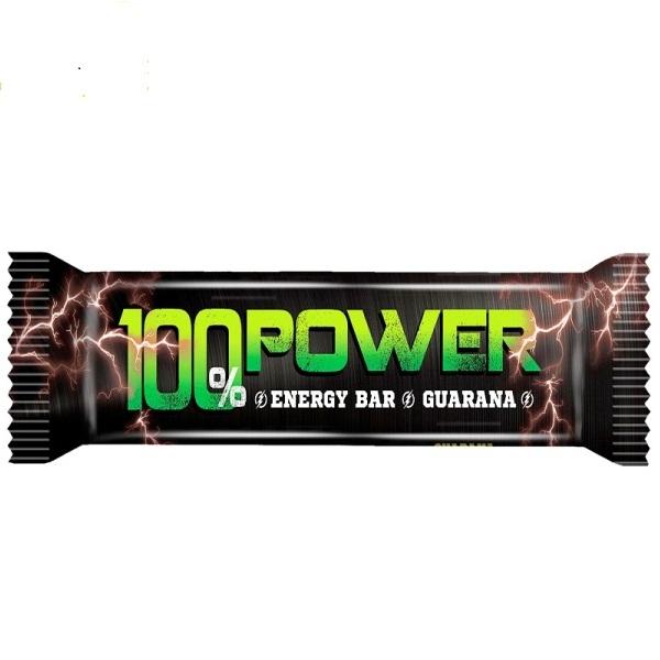 Energetski bar sa guaranom 100% Power 40g