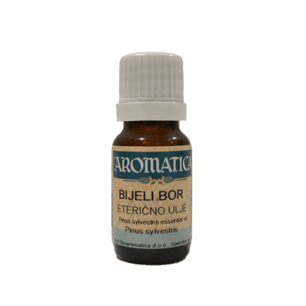 Aromatica Eterično ulje Beli bor 10ml