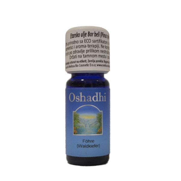 Oshadhi Eterično ulje Beli bor 10ml