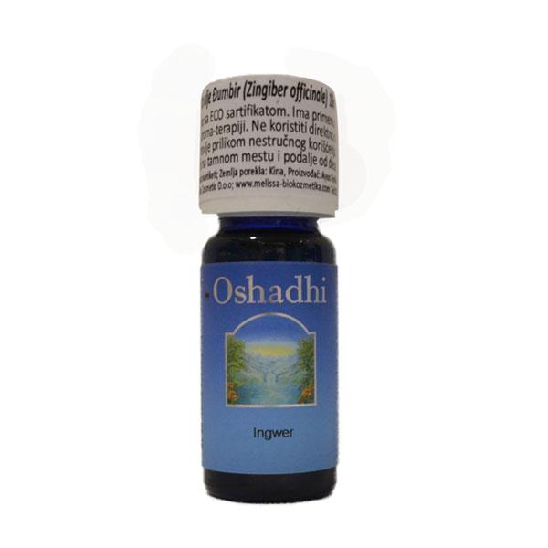Oshadhi Eterično ulje Đumbir 10ml