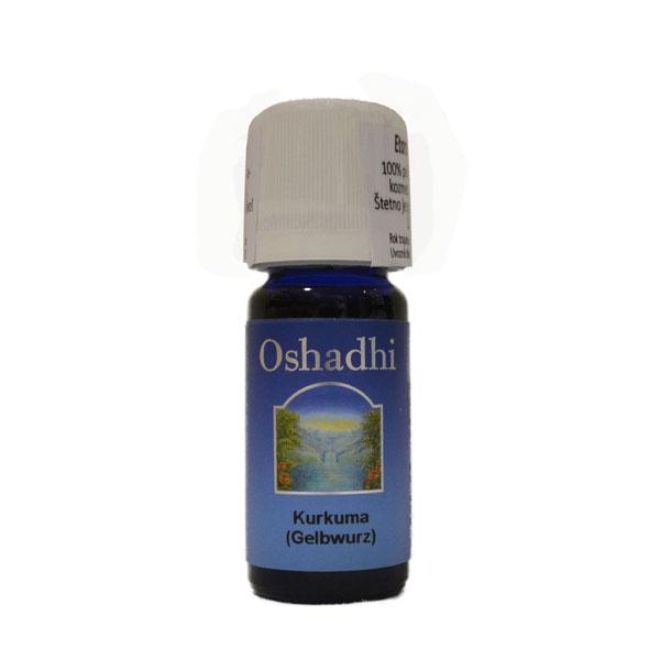 Oshadhi Eterično ulje Kurkuma 10ml