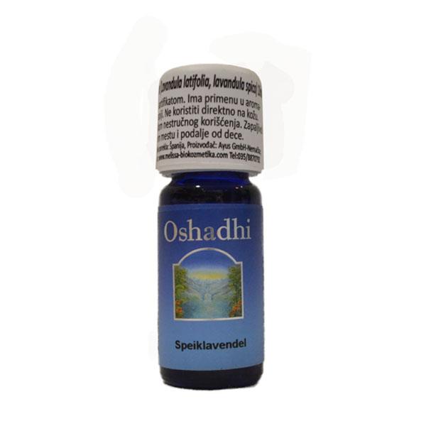 Oshadhi Eterično ulje Lavanda sirokolisna 10ml