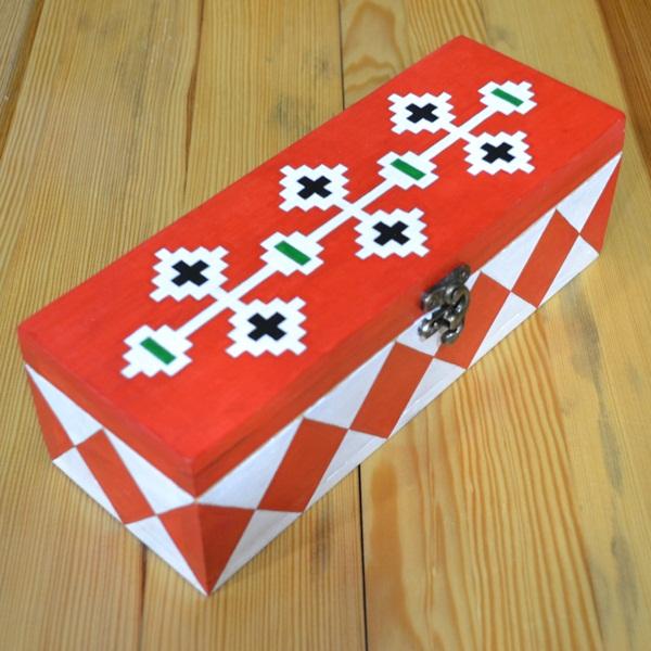 Kutija velika pirotska šara