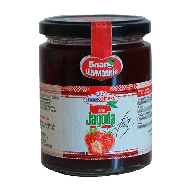 Džem od jagoda Blago Šumadije 360g