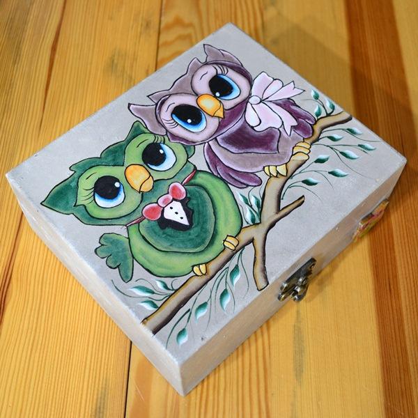 Kutija Sova