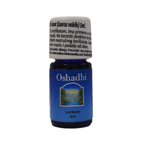 Oshadhi Eterično ulje Lovor 5ml