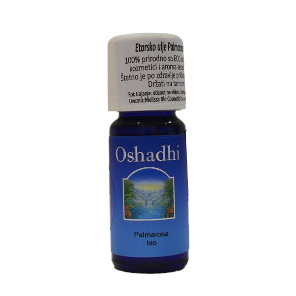 Oshadhi Etarsko ulje Palmarosa  10ml
