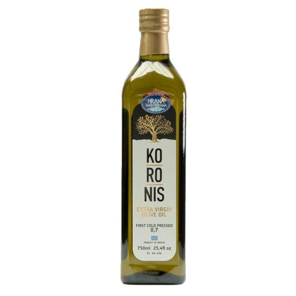 Ekstra devičansko maslinovo ulje Koronis 500ml