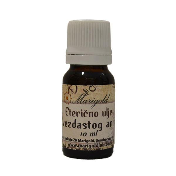Marigold eterično ulje zvezdastog anisa 10ml