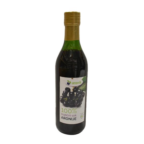 Matični sok od aronije Aronik 500ml