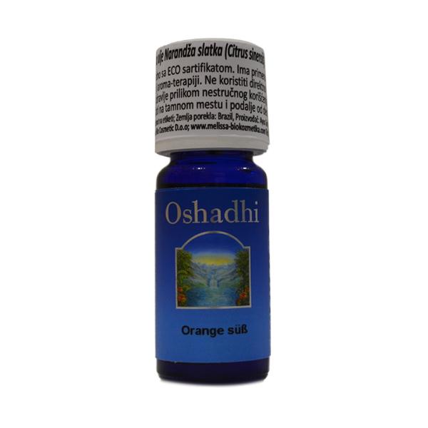 Oshadhi Eterično ulje POMORANDŽA slatka 10ml
