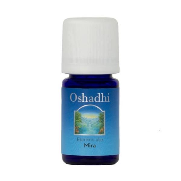 Oshadhi eterično ulje Mira 5ml