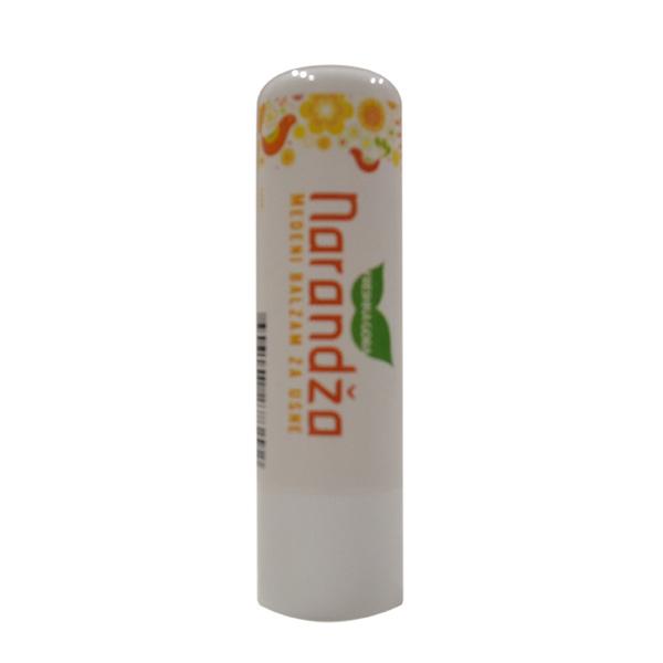 Freška Gora Medeni balzam za usne narandža 4,5g