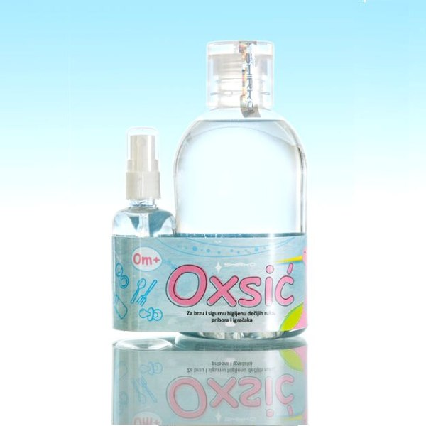 Shirko -Oxsilver Oksić 580ml