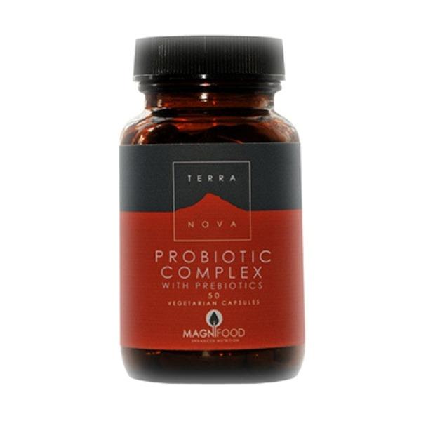 Terranova  Probiotik kompleks sa prebioticima 50 kapsula