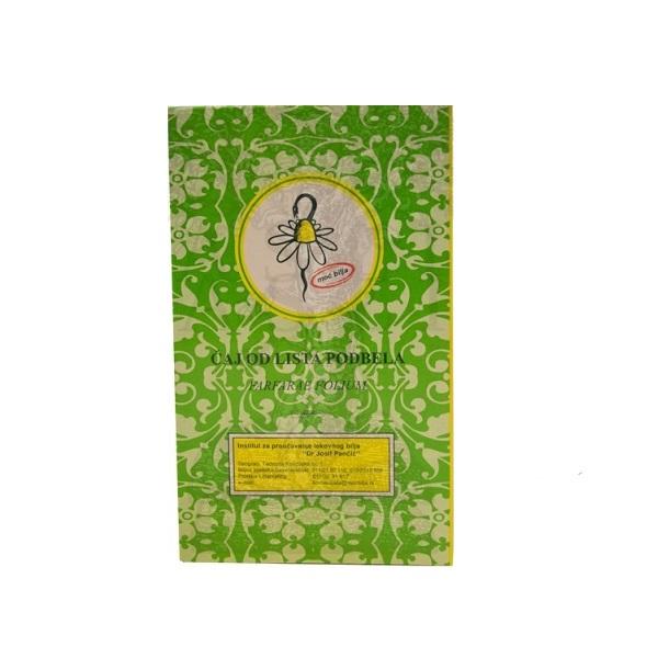 Čaj od lista podbela 80g