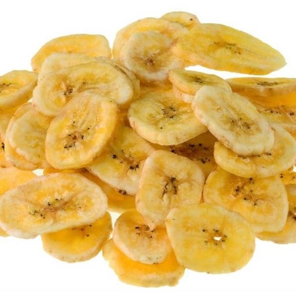 Banana čips 1kg