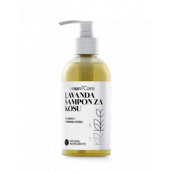 Lavanda - Šampon za suvu i farbanu kosu  270ml