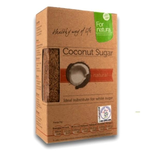 Organski  kokosov šećer Fornatura 400 g