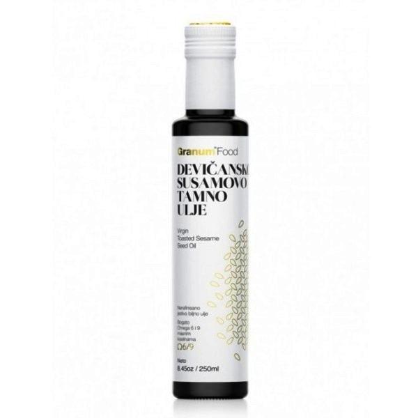 Susamovo tamno ulje Granum 250ml