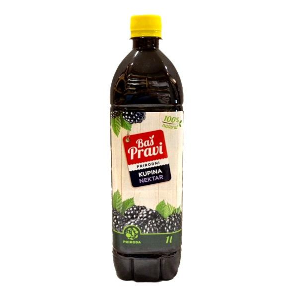 Pravi sok od kupine 1l