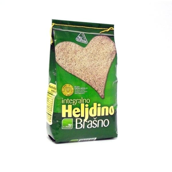 Integralno Brašno od Heljde  bez glutena Bio Heljda 1kg