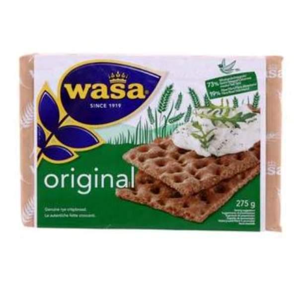 Krekeri Wasa Original 275g