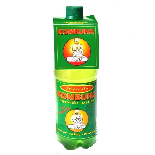Kombuha Macrobiotic Pharma 1l