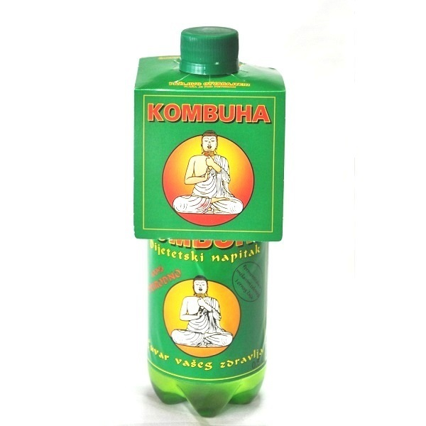 Kombuha Macrobiotic Pharma 500ml