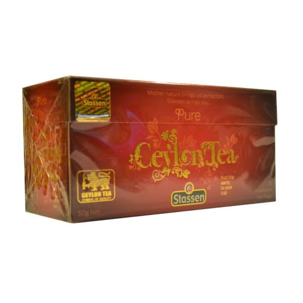 Stassen Čist Cejlonski crni čaj 50g