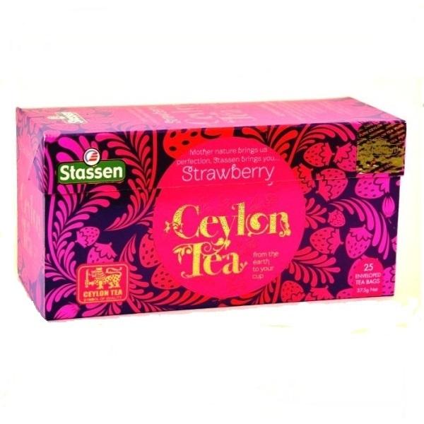 Stassen Jagoda Cejlonski crni čaj  37,5g
