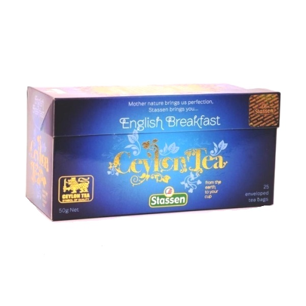 Stassen English Breakfast  Cejlonski crni čaj  50g