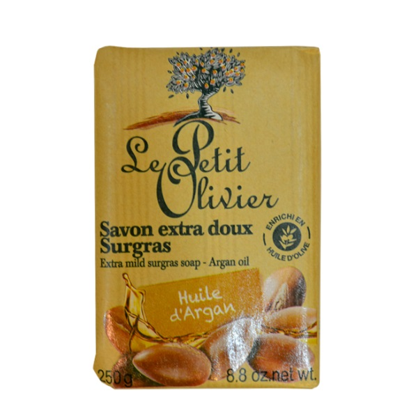 Le Petit Olivier extra balgi sapun – Arganovo ulje 250g