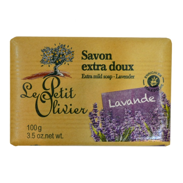 Le Petit Olivier extra blagi sapun- Lavanda 100g