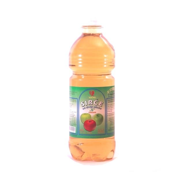 Jabukovo sirće Ekofarm 500ml