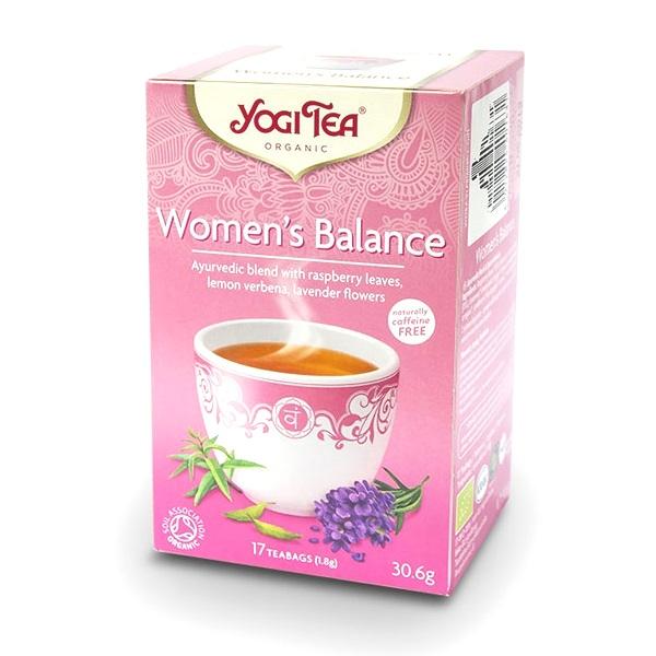 Yogi čaj Ženin balans organski 30g