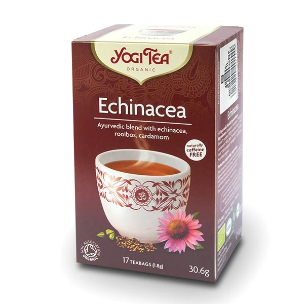 Yogi čaj Ehinacea organski 30g