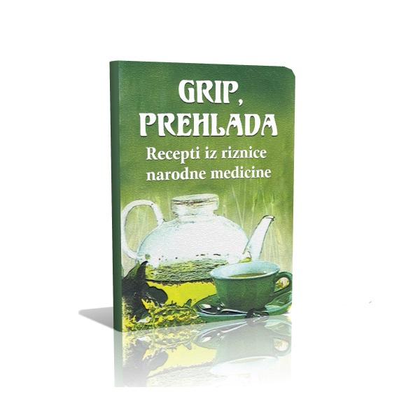 Grip - prehlada recepti iz riznice narodne medicine