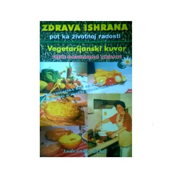 Vegeterijanski kuvar Grbić Jadranka