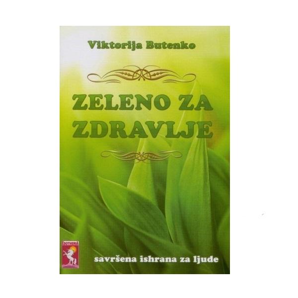 Zeleno za zdravlje Viktorija Butenko