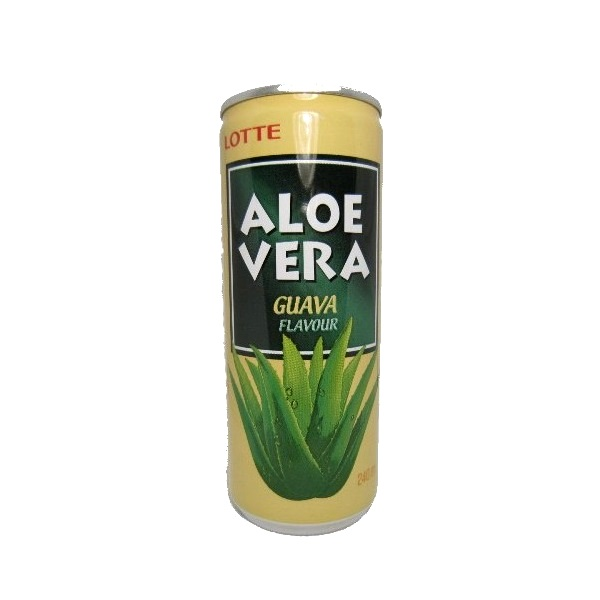 Aloe vera sa ukusom guave Lotte 240ml