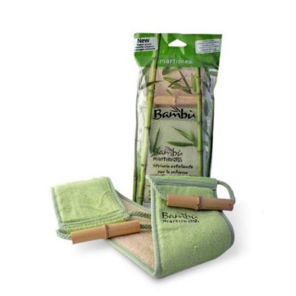Martini Spa Traka za masažu od lufe i vlakana bambusa 4853BAM Martini Bamboo