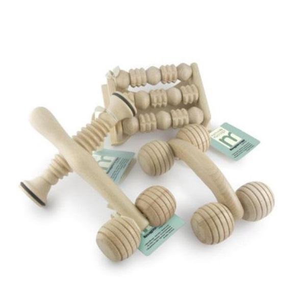 Martini Spa Drveni masažer za telo/4 kuglice 462MMM Martini bamboo
